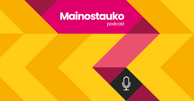 Mainostauko-podcast