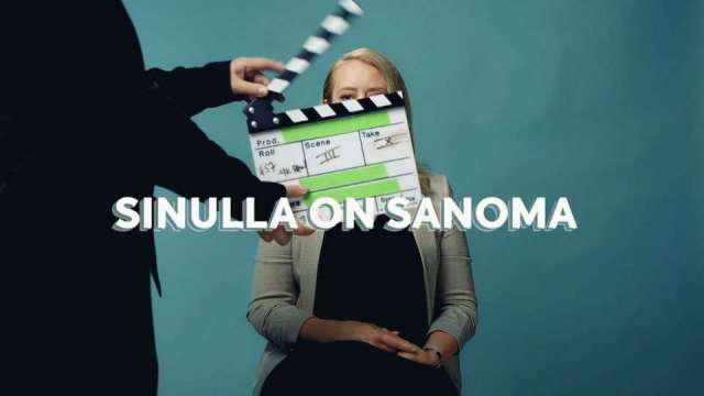 Video: TV-mainontaa Sanoman kanavilla